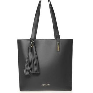 JOY Chic Leather Handbag